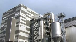 Metz : la centrale biomasse est lancée