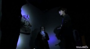 Visite insolite à la lampe torche