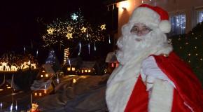 Diaporama sonore : l'impasse du Père Noël