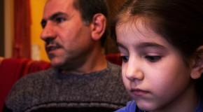 Hasan et sa famille ont fui la guerre en Syrie et trouvent refuge à Lunéville