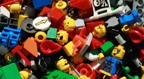 Lego, toujours à la page !