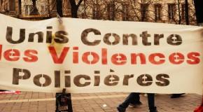 Une manifestation «anti-flic» fait débat
