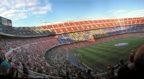 Barça : oui à la rénovation du stade !