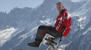 Yann Redoutey : «Quand je skie, j'oublie mon handicap»