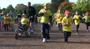 Marathon Metz Mirabelle : Les enfants aussi mouillent le maillot