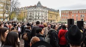 Attentats à Paris : Metz rend hommage aux victimes