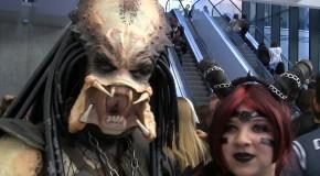 Les cosplayers envahissent l'Anim'Est