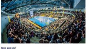 Pourquoi Metz-Handball a-t-il lancé un appel aux dons ?