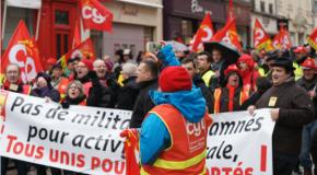 Mobilisation régionale contre la condamnation des ex-salariés de Goodyear