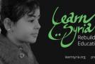 Syrie : Learn Syria, l'éducation à portée de main