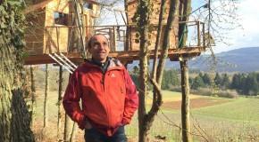 Cabanes en Lorraine : un projet en hauteur