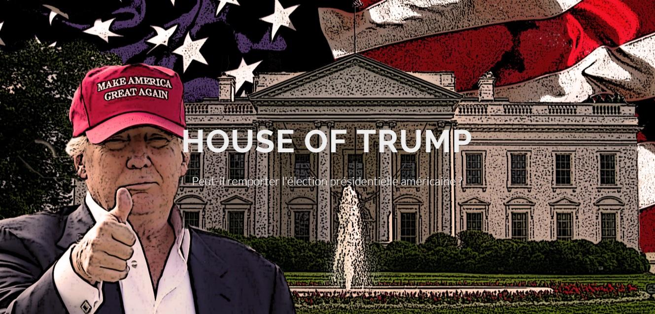 Donald Trump, élection présidentielle américaine, parti républicain