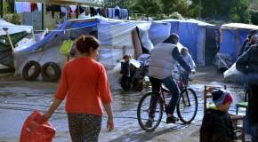 Metz : Les migrants vivent au jour le jour en attendant l'hiver