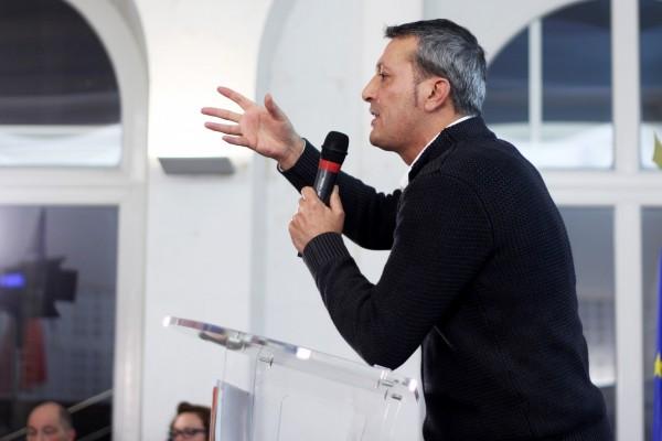 Édouard Martin s'est engagé aux côtés de Benoît Hamon