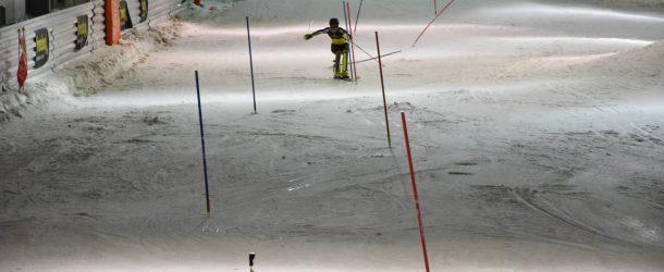 Snowhall d'Amnéville : les pro entrent en piste